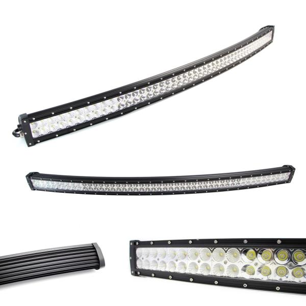 50-Inch CREE 288W Curve LED Light Bar For Truck Jeep Off