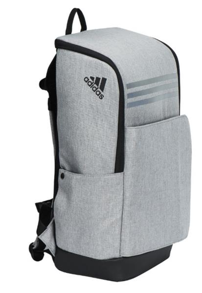 16cadff1533e Adidas KOR TR 3S Backpack Bags Sports Gray Running Training Casual ...