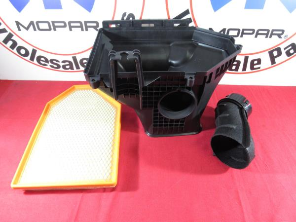 DODGE CHALLENGER HELLCAT Replacement Conversion Duct Air Intake Tube OEM MOPAR