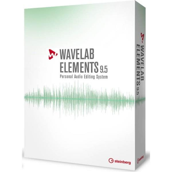 Details about New Steinberg Wavelab Elements 9 5 Audio Editing & Mastering  Software eDelivery