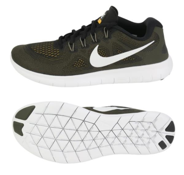 new products afec0 832a8 Details about Nike Men Free Run Shoes Running Black Trainers Casual  Sneakers Shoe 880839-008