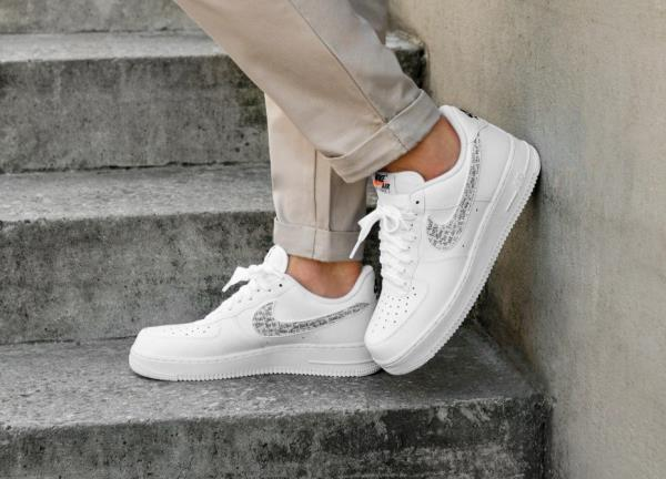meet 3d4e6 db1cc ... Sneakers White Size 8 9 10 11 12 Mens Shoe New. 100% AUTHENTIC OR MONEY  BACK GUARANTEED