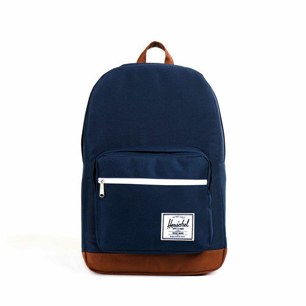Herschel Backpack Pop Quiz Navy Skate School Herschel Supply Co skateboard Bag FREE POST