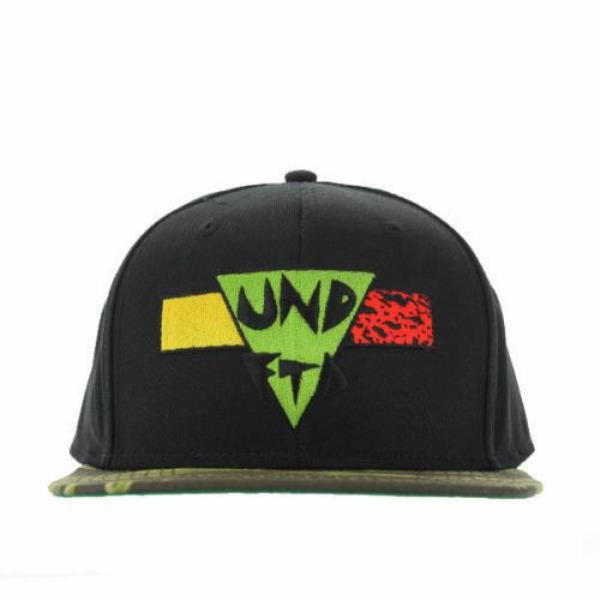 58944a9d Details about UNDFTD Snapback Undefeated Trusted Black Camo nike diamond  supply TIF