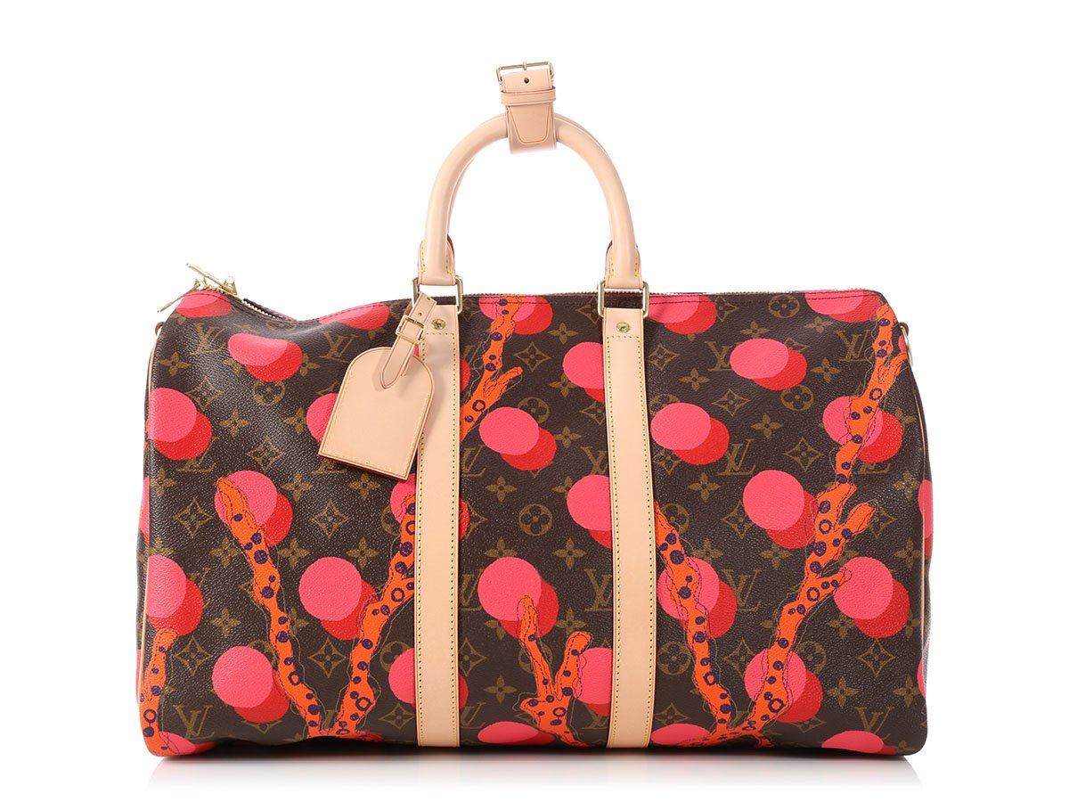 824d928a7972 New LOUIS VUITTON Monogram Ramages Keepall Bandouliere 45 Duffle Bag ...