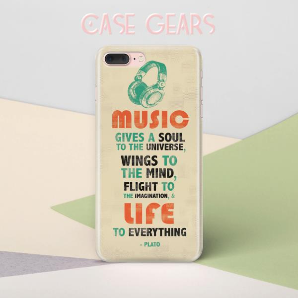 cover iphone 7 music