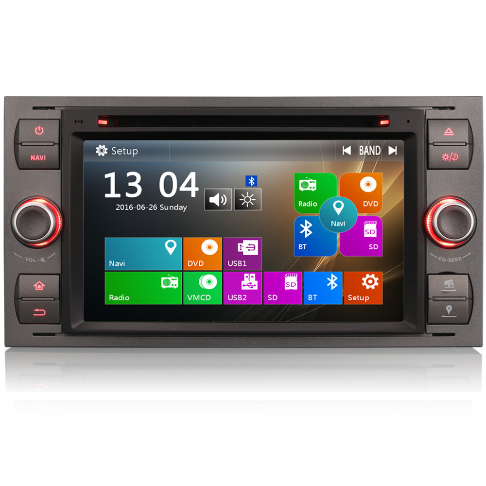Direct Fit Head Unit Gps Radio Sat Nav Dvd Bluetooth Stereo For Ford Tourneo Uk Audio Wiring Warranty We Are Specialists In What Sell