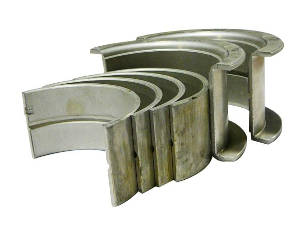 312026 Set of 8 STD Rod Bearings for Ford Tractor NAA 2000 600 601 800 801 4000