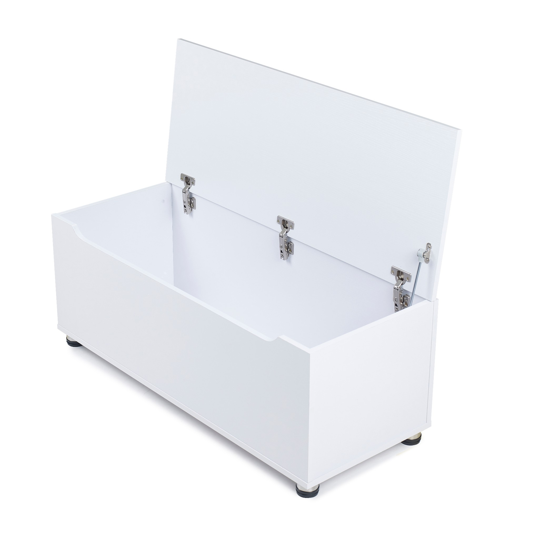 Superior Storage Chest Trunk Blanket Box With Soft Close Lid