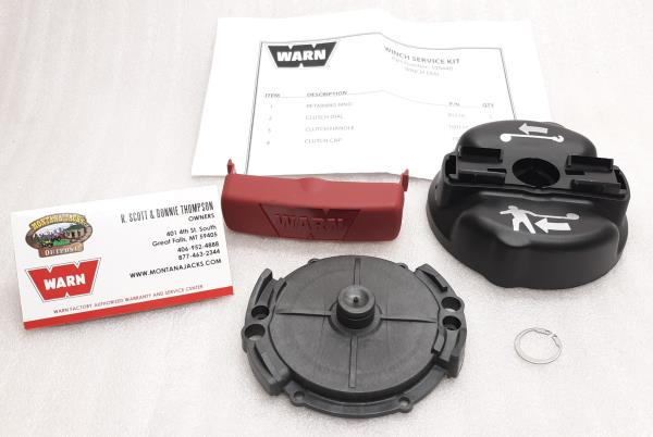 Warn 89540 Replacement Fash Switch forProvantage 4500 Winch