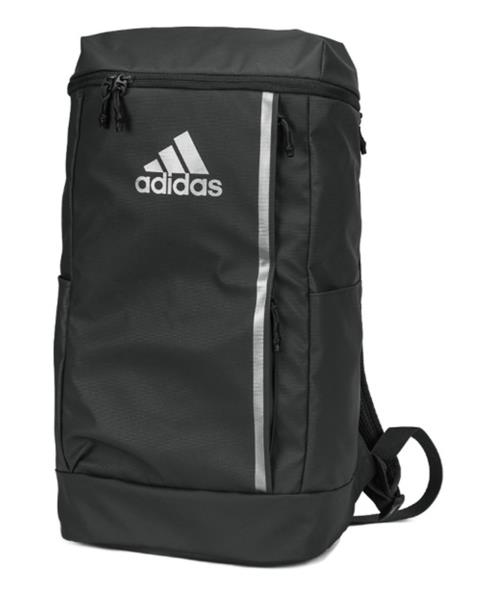 Adidas Training Backpack Bags Sports Navy Black Running Casual GYM ... d6136f73a871b