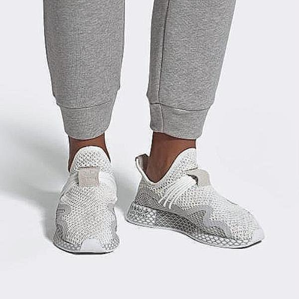 sports shoes bb05f 8b2d1 Details about Adidas Deerupt S White Size 8 9 10 11 12 Mens Shoes DB2684  NMD Y-3 Ultra Boost