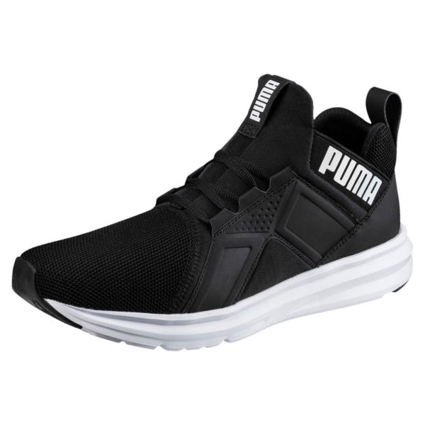 a34b12008599 ... Enzo Mesh Running Sneaker - Black. Style  190015-02. Color  Puma Black- Puma White Gender  Mens
