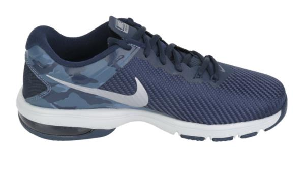 Nike Men Air Max Full Ride TR 1.5 Shoes Running Navy Sneakers Shoe ... 60ab293f91bea