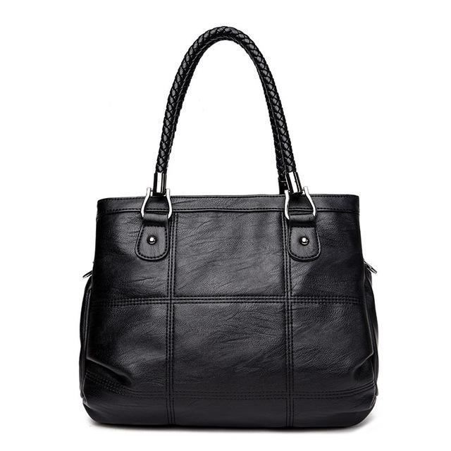 c0b4827aa31 Types of bags  Shoulder   Handbags Decoration  None Genuine Leather Type   Sheepskin Handbags Type  Shoulder Bags Lining Material  Polyester Gender   Women