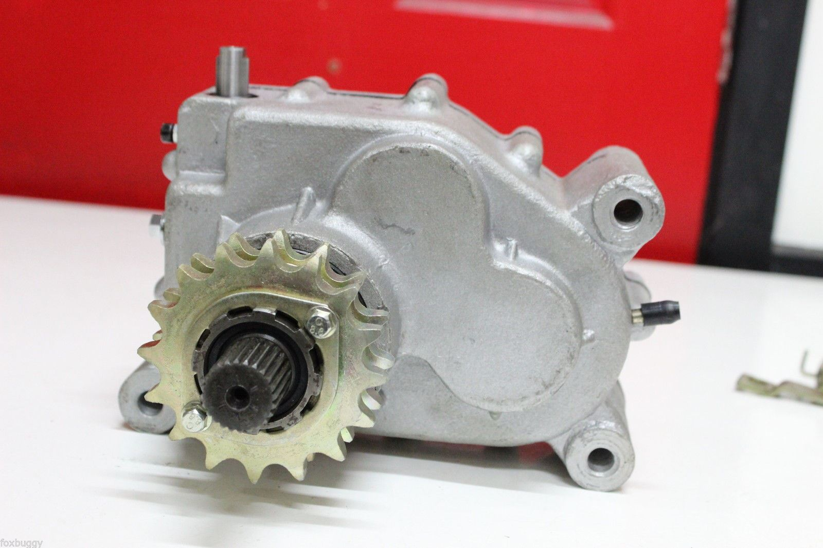 Details about 250CC REVERSE GEARBOX KINROAD SAHARA GY6 BUGGY FOR 19 AND 24  SPLINES CF250 MOTOR