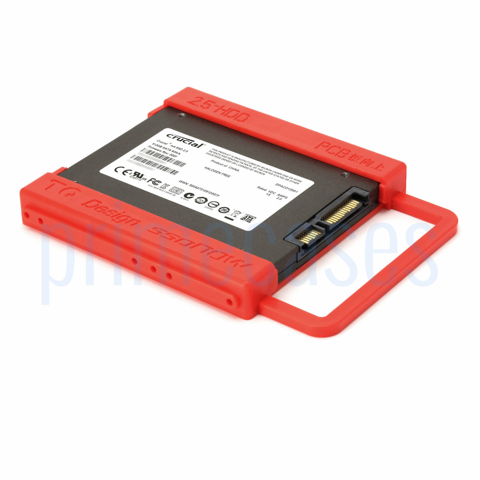 2 5 Quot To 3 5 Quot Ssd To Hdd Screw Less Mounting Adapter