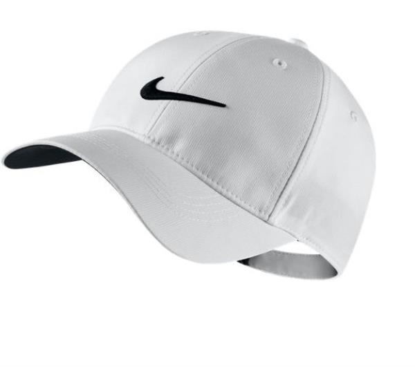 63a51dd95a6 Details about NIKE GOLF 2016 Unisex Legacy91 Tech Cap Hat - Adjustable -  White