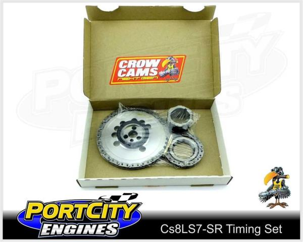 3 BOLT CAM SINGLE ROW TIMING CHAIN KIT FOR HOLDEN COMMODORE VF L77 6.0L 6.2L V8
