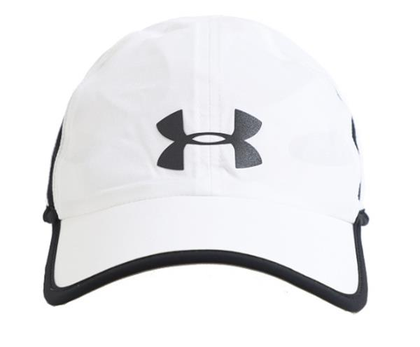 1dfac016295 Under Armour Shadow 4.0 Adjustable Hat Caps Running White Hats Cap ...