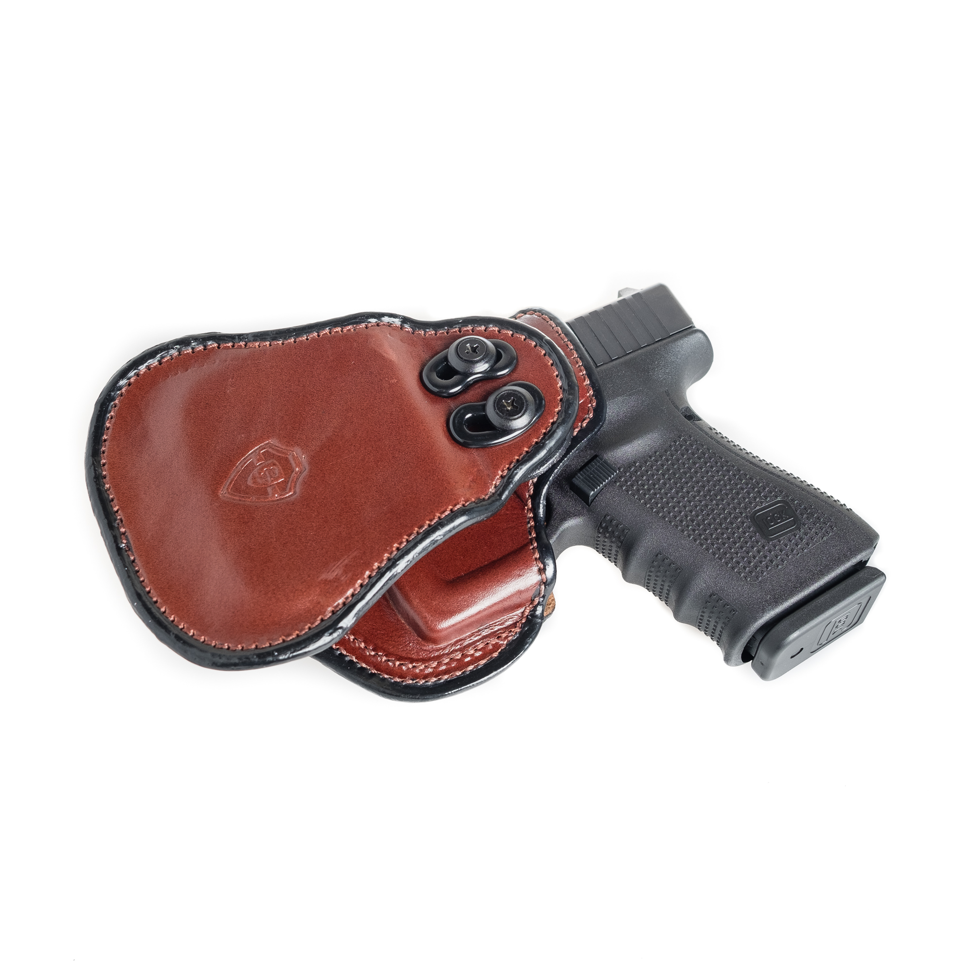 Holsters, Belts & Pouches Owb Leather Paddle With Adjustable Cant. Paddle Holster For Sig Sauer P226