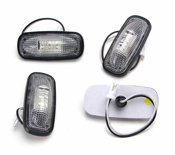 ford truck led side marker lamps 53_600 wiring harness dodge ram bed wiring diagrams Radio Wiring Harness Color Code at aneh.co