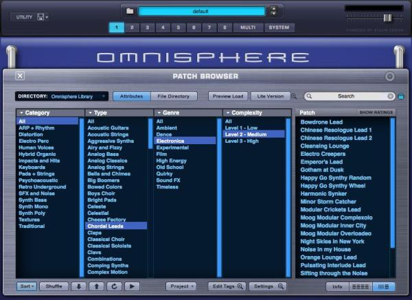 Details about NEW Spectrasonics Omnisphere 2 5 Flagship Power Virtual  Instrument Mac/PC BOXED