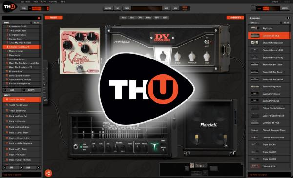 Details about New Overloud TH-U The New Frontier of Guitar Amp & FX  Software VST/AU/AAX Mac/PC