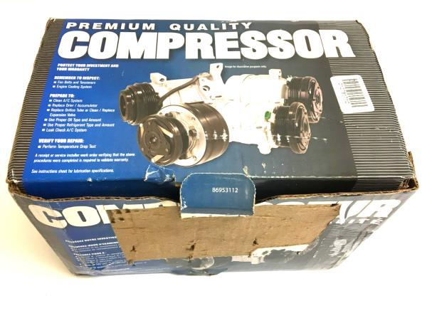 HQ A//C Compressor CO 22033C(638830)For 99-04 Jeep Grand Cherokee 4.7L Look