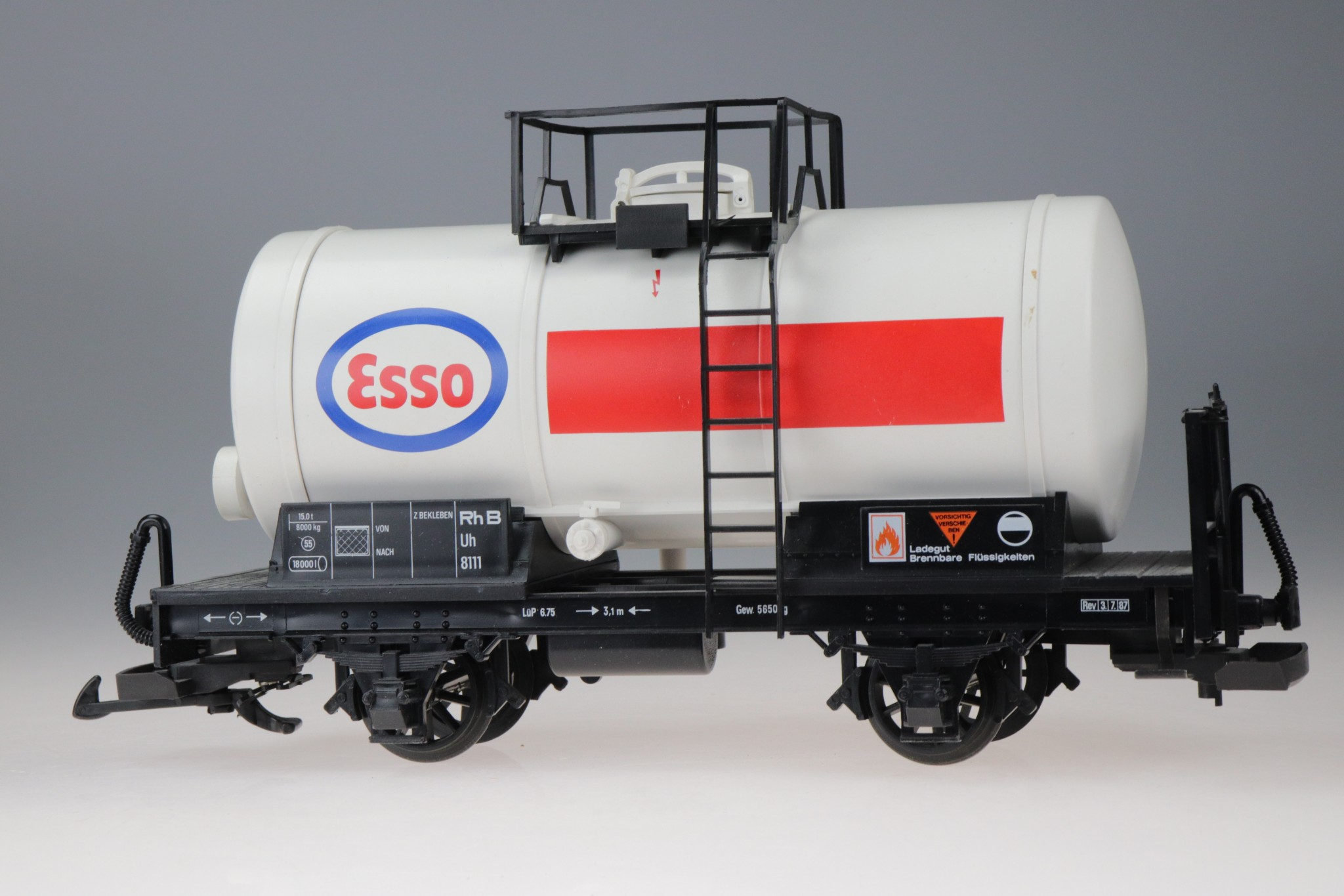 Toys & Hobbies Brand New With Box Fine Rare Large The Esso Collection Car Transporter
