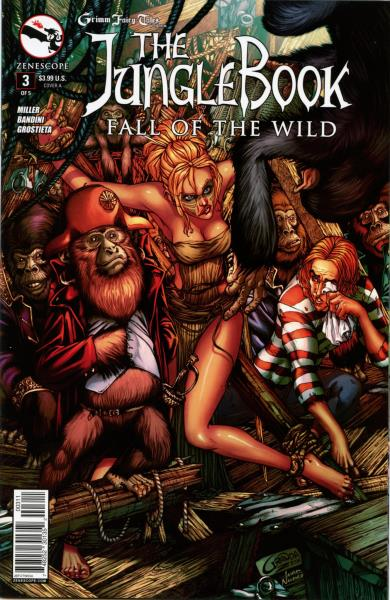 Grimm Fairy Tales Presents Wonderland 41 Cover B or better NM