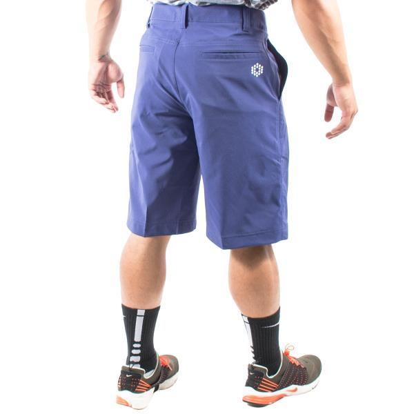 0d6a8e2b502a Men s PUMA Golf Tech Bermuda Shorts Blue Ribbon size 28 (T54)  65. w   moisture management technology