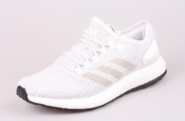 Details about Adidas Men Pure Boost Training Shoes White Gray Running Sneakers Shoe BB6277