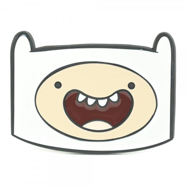 NEW UNUSED Adventure Time TV Series Finn Face Image Embroidered Patch