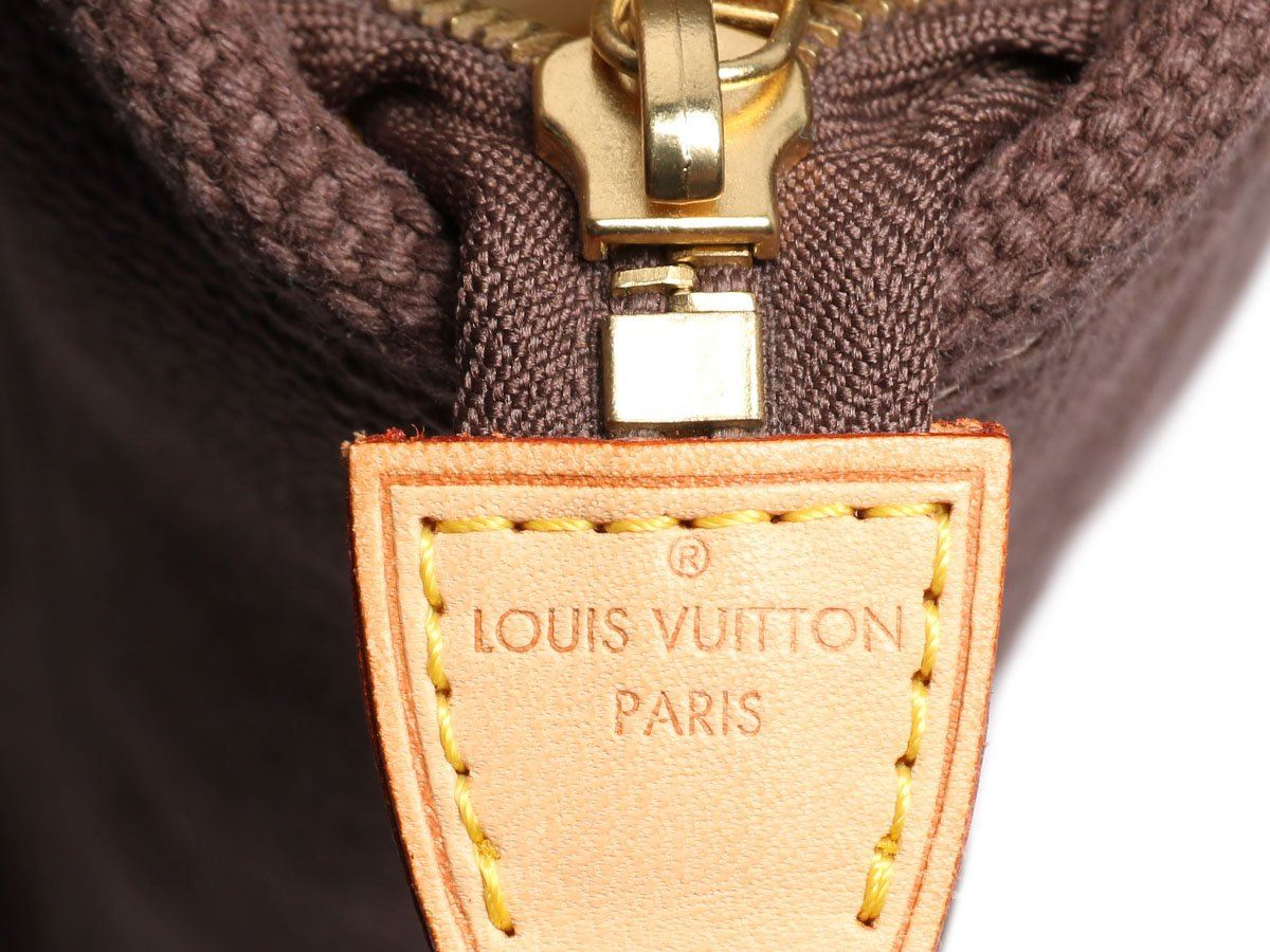 5f785ec2f7bf LOUIS VUITTON Brown Antigua Cabas GM Bag Purse ~ A great weekender from LV!