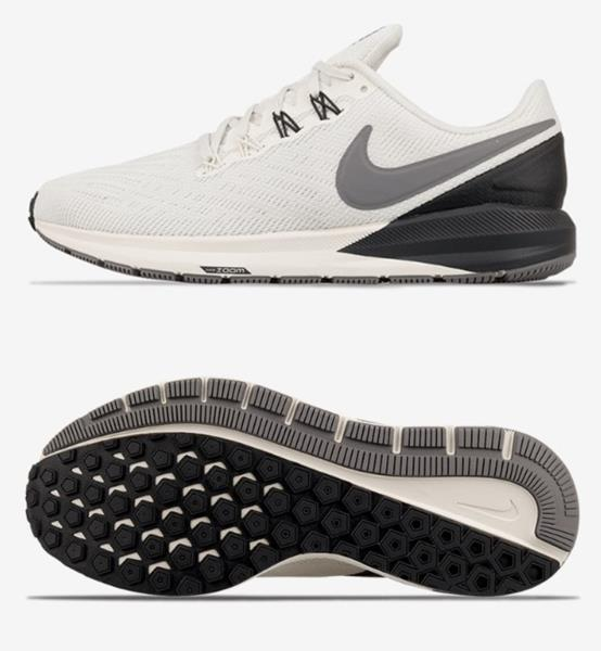 quality design 28795 71a44 ... Nike Sneakers feature Lightweight, strategically placed mesh enhances  airflow for optimal comfort factory price cd7dc 954aa Nike Air Zoom  Structure 22 ...