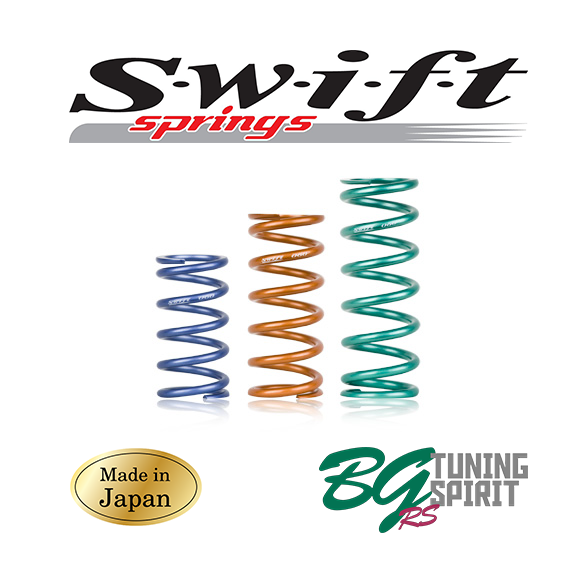 "Swift Springs Metric Coilover Springs ID 60mm 2.37/"" 8/"" Length 9kgf Z60-203-090"