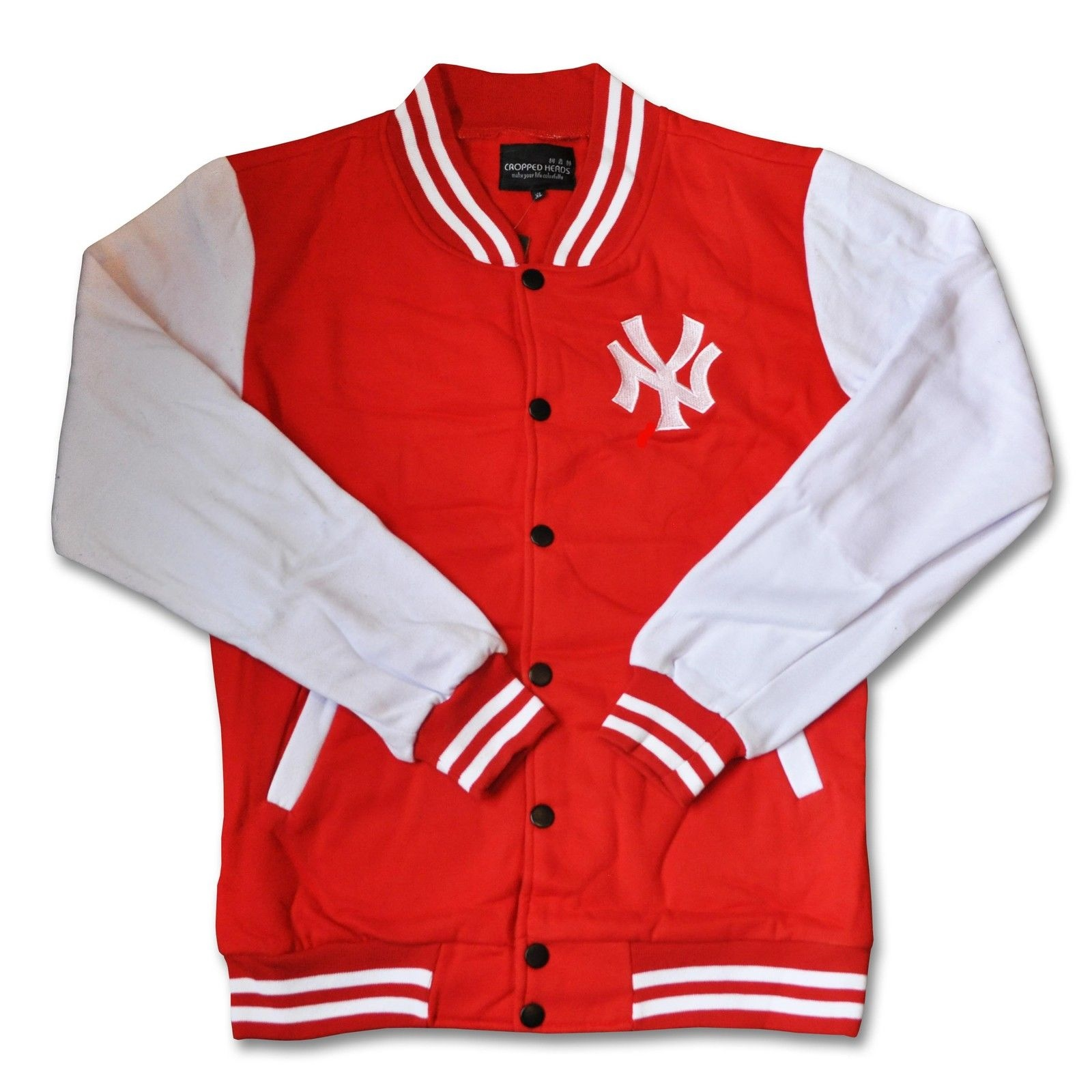 New York Yankees NY Letterman   Varsity College Style Jackets  84f539487d62
