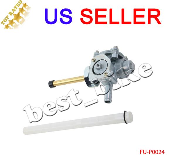 New Gas Fuel Petcock Switch Valve Tap For Honda CBR250 MC17 MC14 VTZ250