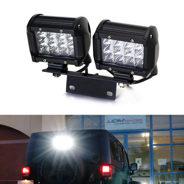 Wiring Led Lights For Jeep - Wiring Diagrams ROCK