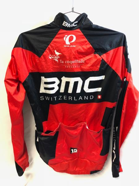 Pearl Izumi BMC Team Apparel Team Wind Jacket S M EU Small Mens 2015 Cycling 1ae94d7f7