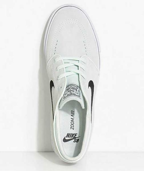 9f6584c394 Details about NEW MEN'S 8 12 14 NIKE SB ZOOM STEFAN JANOSKI BARELY GREEN  BLACK SKATE SHOES