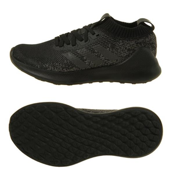 4129ea9363b Adidas Women Pure-bounce + Shoes Running Black Casual Boot Sneakers ...