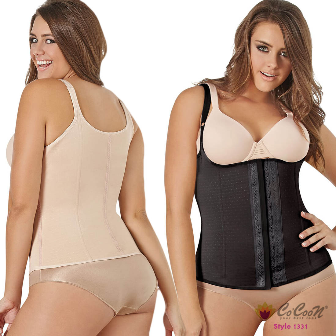 eb16e167acd Cocoon Shapewear Colombian Plus Size Waist Cincher Slimming Tummy Control  Shaper