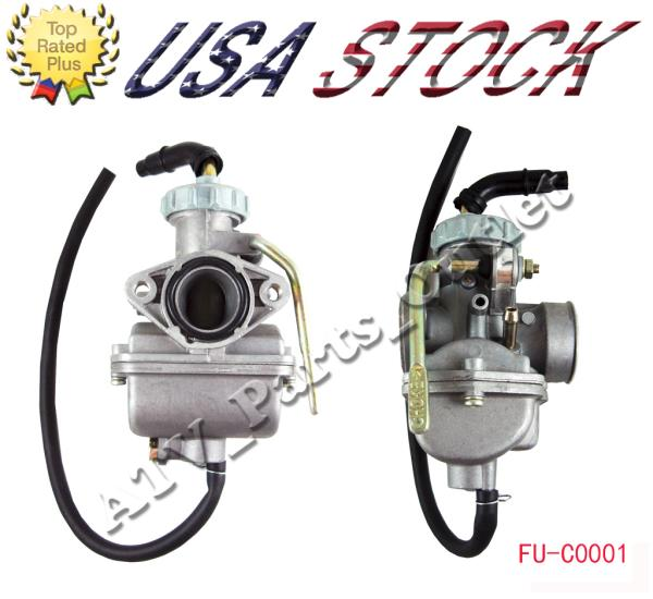 Details about PZ 20MM CARBURETOR FOR CRF50 XR50 CRF XR 50 CARB ATV Carb  Chinese