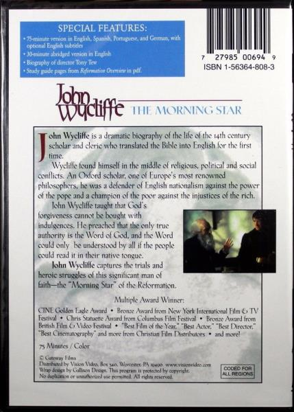 john wycliffe movie