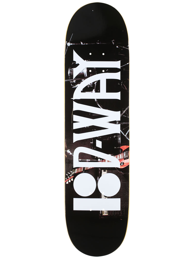 Plan B Skateboard Deck Danny Way Tunes 8.25 rrp 99 free grip free post new planb
