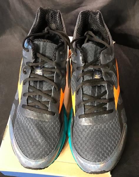 Details about Men's Mizuno Wave Rider 17 Running Shoes New in Box Retail $114.99