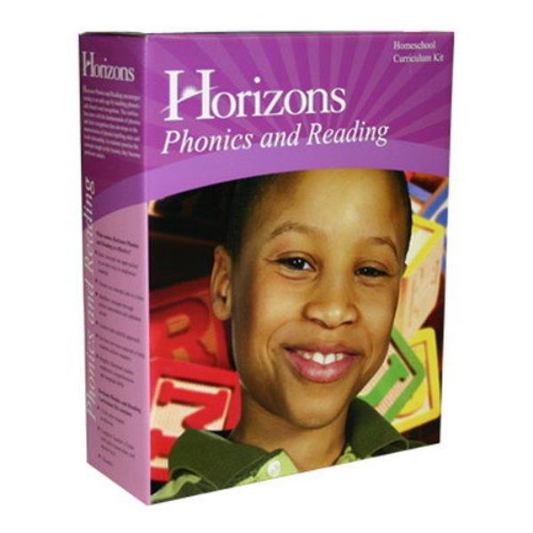 HORIZONS 2nd GRADE 2 PHONICS & READING COMPLETE SET AOP MF