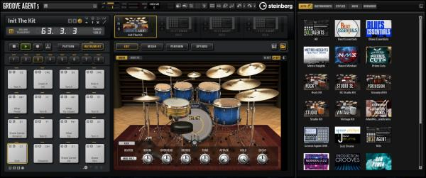 Details about New Steinberg DAC Groove Agent 5 Drum Plug-In Retail  VST/AAX/AU Mac/PC eDelivery